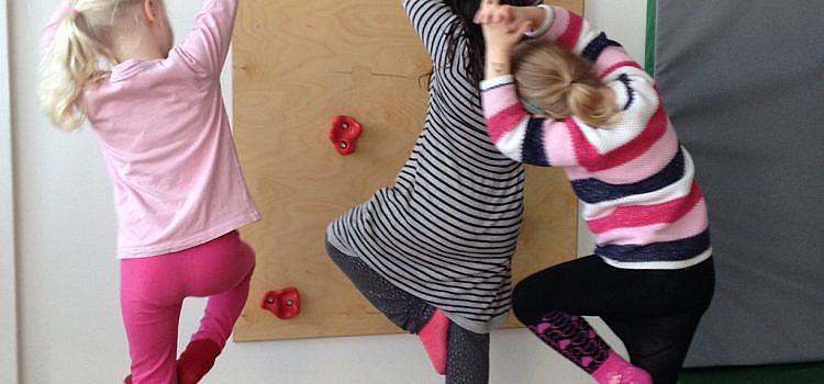 Zauberflöten – Eltern-Yoga